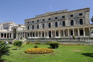 Achillion and Corfu town tour