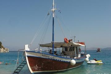Corfu boat trip and BBQ