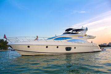 4 Hour Private Charter: 68' Azimut...