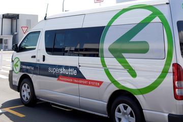 Gemeinschaftstransfer bei der Anreise: Vom Flughafen Auckland zum...
