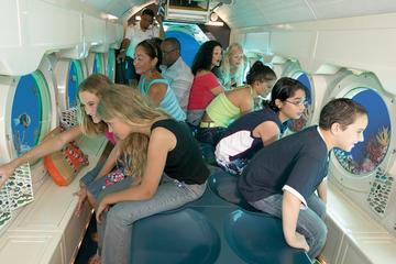 Expedición en submarino Atlantis, Cozumel
