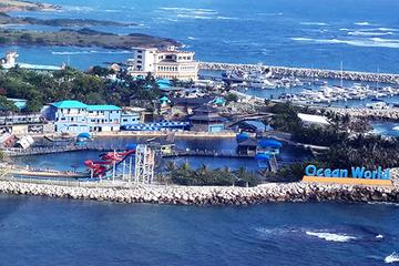 Forfait d'une journée Ocean World Puerto Plata Pass
