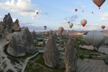 3-Day Cappadocia and Ephesus Tour with Flights
