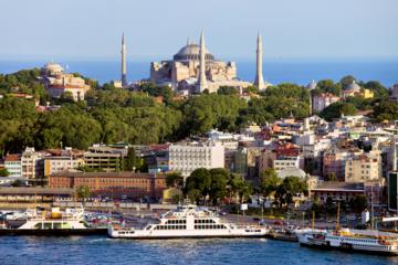 4-tägiges Istanbul-Paket mit Unterbringung in der Stadt