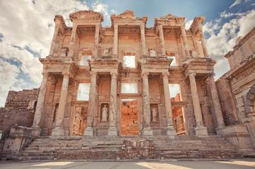 Dagtrip vanuit Izmir naar Efeze en het Huis van de Maagd Maria