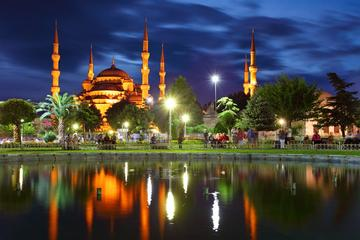 En afton i Istanbul: Turkisk middag och show