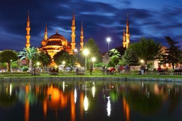 Estambul por la noche: cena y espectáculo turcos