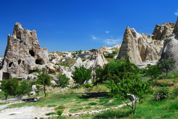 Excursão de 3 dias pela Capadócia partindo de Kayseri com passeio de...