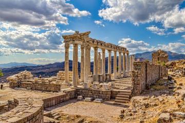 Excursão de um Dia a Pérgamo e Asclépio saindo de Esmirna