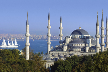 Excursão pelo litoral de Istambul: Excursão turística por Istambul em...