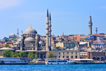 Excursão privada: Cruzeiro pelo Bósforo e Bazar Egípcio de Istambul