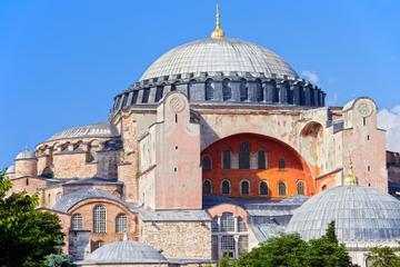 Excursión de medio día en el Estambul imperial: Santa Sofía, Cisterna...