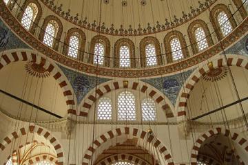 Excursión por el Estambul Otomano: Palacio Topkapi y Mezquita Azul