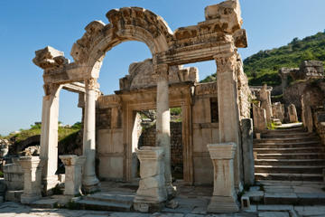 Excursión por la costa de Kussadasi: visita turística de Éfeso