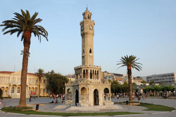 Izmir– halbtägige Stadtrundfahrt