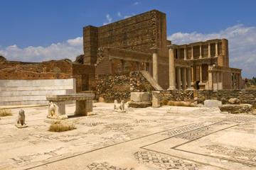 Jewish Sites in Sardis