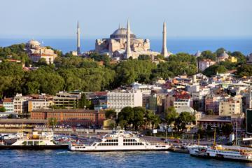 Paquete de estancia de 4 días en la ciudad de Estambul