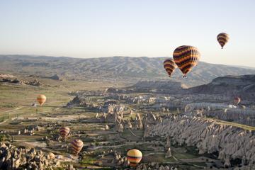 Paseo en globo en la Capadocia