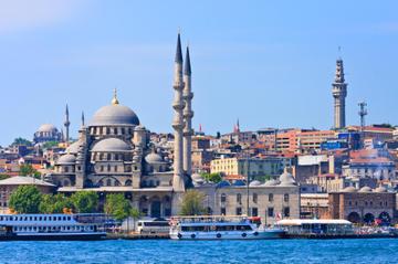 Private Tour: Fahrt auf dem Bosporus...