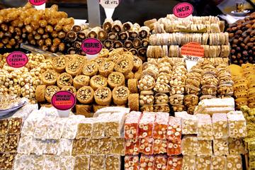 Recorrido gastronómico y cultural a pie por Estambul