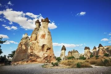 Tour della Cappadocia per piccoli gruppi: valle di Devrent, valle dei