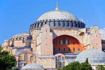 Tour di mezza giornata di Istanbul imperiale: Hagia Sophia,  Cisterna
