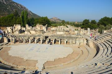 Viagem diurna em grupo pequeno a Éfeso e à casa da Virgem Maria...