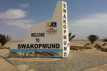Swakopmund City Tour- Including Dune 7