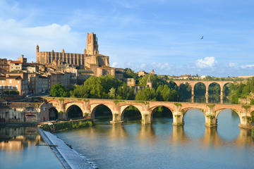 Day Trip to Albi, UNESCO Cathedral and Medieval Village from Toulouse