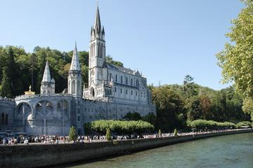 Day Trip to Lourdes and Saint Bertrand de Comminges from Toulouse