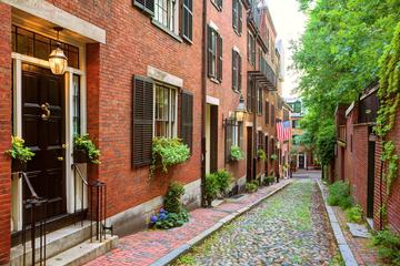 Copley Square to Downtown Boston Freedom Trail Walking Tour