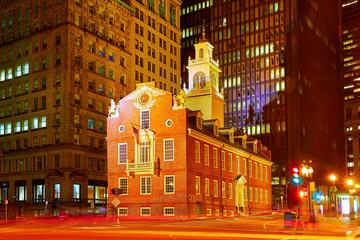 Downtown Freedom Trail Walking Tour...