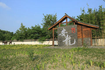 One Day Small Group Anlong Eco Village Bike Tour