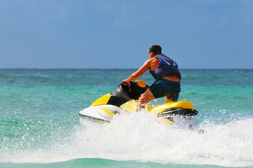 Aventura de dia inteiro em Key West: esportes náuticos e aquáticos