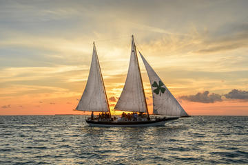 Sunset Sail in Key West with Cocktails and Hors d'Oeuvres