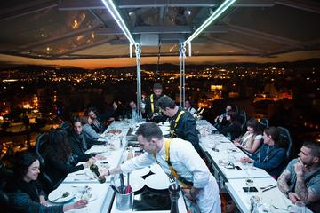 Viator Exclusive:  Dinner in the Sky Athens
