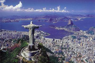 City Tour of Rio de Janeiro with Lunch Included