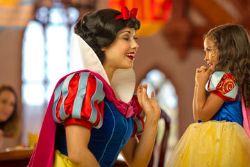 Disney's 4-daagse kaart Magic Your Way
