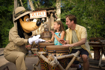 Disney's Magic Your Way-kaart voor 1 dagen