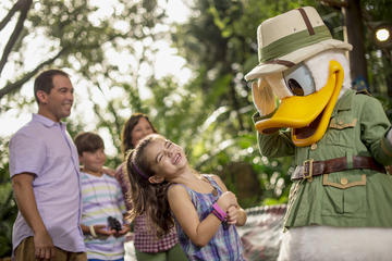 Disney's Magic Your Way-ticket voor 5 dagen