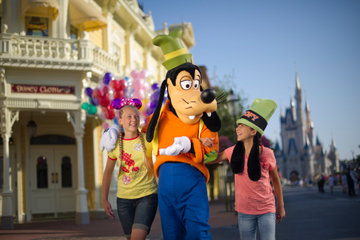 Magic Your Way: 7-dagarsbiljett till Walt Disney World