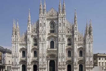 Entrada al Duomo de Milán y visita a las terrazas con audioguía
