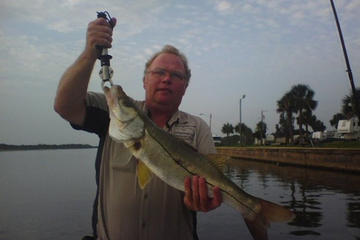 4-hour Cape Coral Inshore Fishing Trip