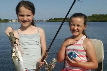Day Trip 4-hour Pensacola Inshore Fishing Trip near Pensacola, Florida