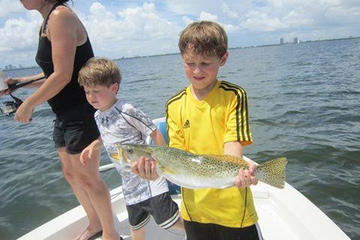 6-hour Cape Coral Inshore Fishing Trip
