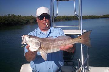8-hour Amelia Island Inshore Fishing Trip