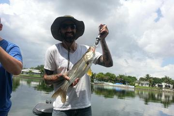 8-hour Daytona Inshore Fishing Trip