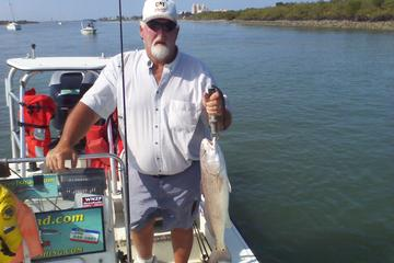 Day Trip Daytona Inshore Fishing Charter near Daytona Beach, Florida