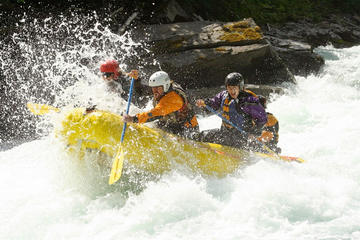Two Canyon Six Mile Creek Whitewater Rafting