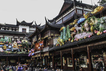 Full-Day Coach Tour: Best Of Shanghai including Lunch
